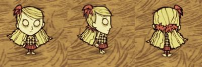 Wendy i wytworna kamizelka