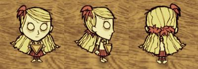 Wendy amulet grabieży