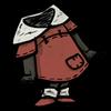 Dainty Coatdress (HIggsbury Red)