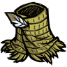 Elegant Feathered Grass Armor