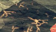 Darń wulkaniczna w grze (DSS)