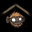 Szałas małp tropikalnych ikona (DSS)