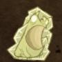 Zamrożona żaba
