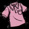Collared Shirt (Pigman Pink)