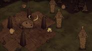 Przykładowa wioska świń