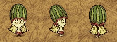 Wendy Modny melon (RoG)