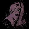 Buttoned Skirt (Snail Mucus Purple)