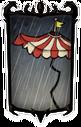 Loyal Umbrella the Big Top Portrait