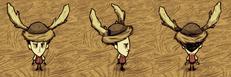 Wilson w Bawloim kapeluszu