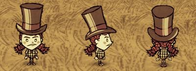 Wigfrid Strój dżentelmena