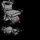 Antyczne krzesło