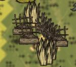Lokacja metalowej okrągłej rzeczy na mapie