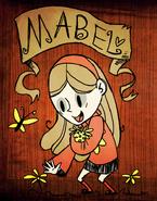 Mabel portret
