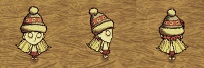 Wendy i zimowa czapka