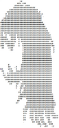 CRAWLING HORROR ASCII