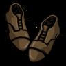 Oxford Shoes (Werebeaver Brown)