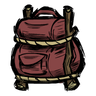 Spiffy Rucksack Koalefant Trunk Red