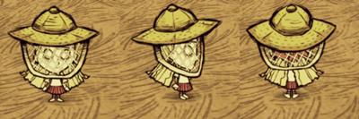 Wendy i kapelusz pszczelarza