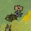 Małże z kijem na mapie