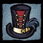 Loyal Amazing Ringmaster Hat Icon