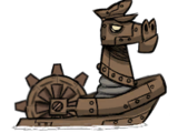 Morski mechaniczny skoczek (DSS)