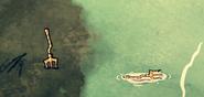 Trójząb w grze (DSS)