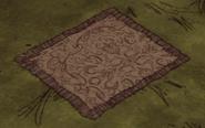 Dywan na ziemi