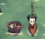 Wilson i skrzynia głębin