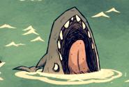 Atakujący wieloryb niebieski (DSS)