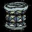 Distinguished Patchwork Quilt (High Elevation Blue)