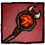Common Infernal Staff