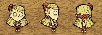 Wendy chłodny amulet