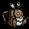 Elegant Rabbit Rucksack