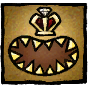 Loyal Golden Icon of Gnaw