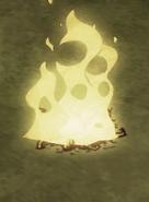 Płonące