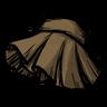Pleated Skirt (Wooden Nickel Brown)