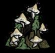 Porośnięty pień (Gorge)