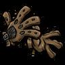 Buckled Gloves (Werebeaver Brown)