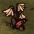Motyl siedzący na kwiatku