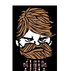 Woodie portret