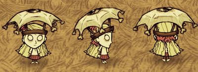 Wendy Oczna parasolka (RoG)