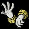 Tragedienne Gloves