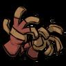 Unprotective Gloves (HIggsbury Red)