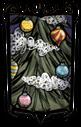 Spiffy Decorated Tree Portrait