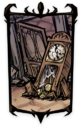 Classy Smashed Clock Portrait