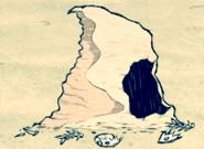 Legowisko rekina tygrysiego podczas pory monsunów (DSS)