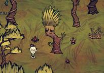 Zwykłe tropikalne drzewo w grze (DSS)