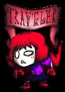 The Traveler portret