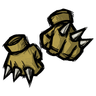 Spiffy Cast Iron Fists