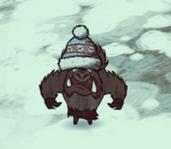 Werepig transformation finale winter hat